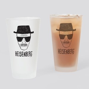 Heisenberg Drinking Glass